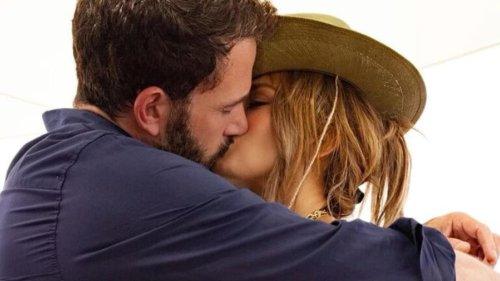 Jennifer Lopez, Ben Affleck make romance Insta-offical, share kiss in her 52nd birthday post