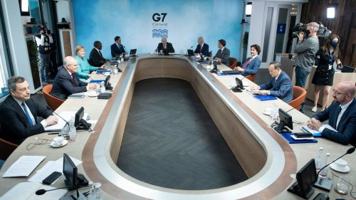 Internet shut off during G7 session as leaders debate over China: Report