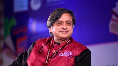 BJP seeks Shashi Tharoor's removal as House panel head