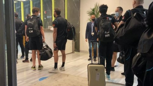 NZ cricketers land in Dubai after leaving Pakistan, to remain in isolation