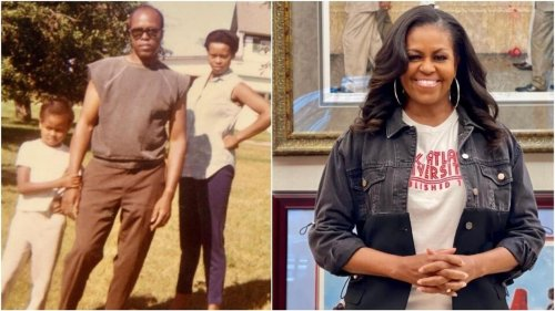 Father's Day 2021: Michelle Obama remembers her dad in an emotional note