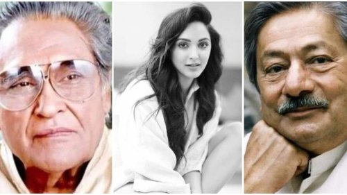 Happy birthday Kiara Advani: Did you know she's related to veteran actors Ashok Kumar, Saeed Jaffrey?