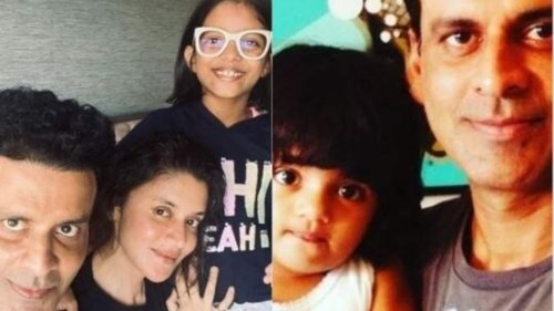 Meet the family of The Family Man's Manoj Bajpayee: Did you know his wife Shabana starred opposite Hrithik Roshan?