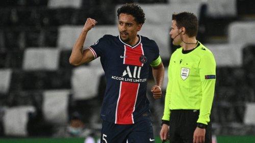 Captain Marquinhos: No excuses for PSG's poor title campaign