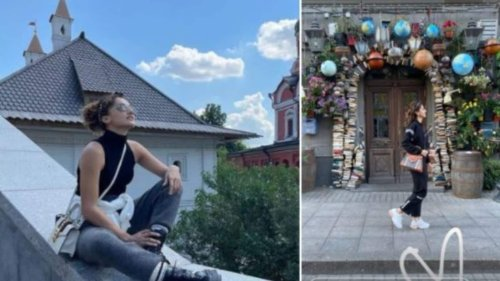 Taapsee Pannu lands in Moscow for a holiday with sister Shagun: 'Let's feel close to 'Normal' again'