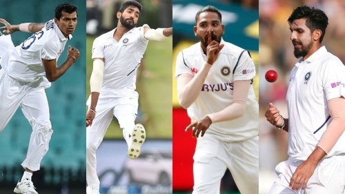 'He's giving you wickets consistently': MSK Prasad says young India pacer is 'far ahead' of other fast bowlers