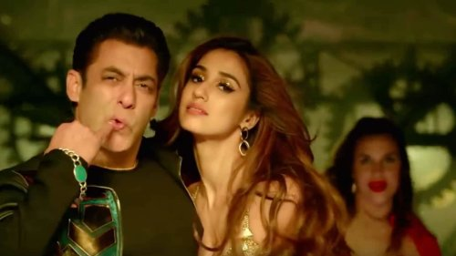 Disha Patani recalls being 'intimidated' by Salman Khan in initial days of Radhe shoot