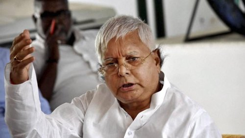 Lalu Yadav to chair virtual meeting with RJD MLAs, review Covid situation in Bihar