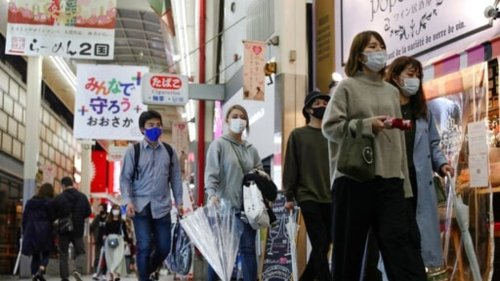 Japan's foreign residents may travel to other countries for Covid-19 vaccines