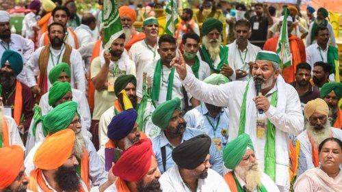 Farm unions prepare to take on BJP in the political arena