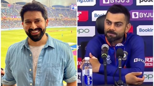 Aftab Shivdasani applauds Virat Kohli for his reply to question on Rohit Sharma's place in Team India: 'Respect'