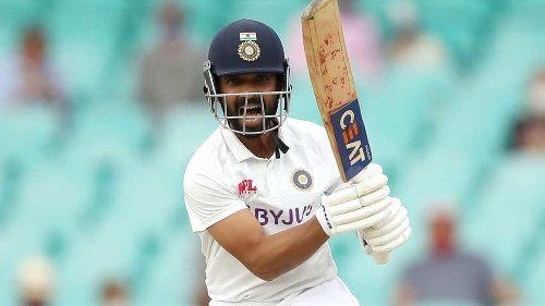 'If people criticise me, that's their job. I can't control them': India Test vice-captain Ajinkya Rahane