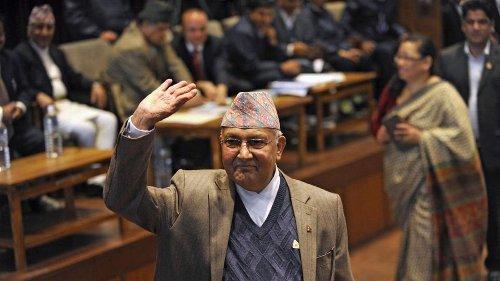 In Kathmandu, a political twist