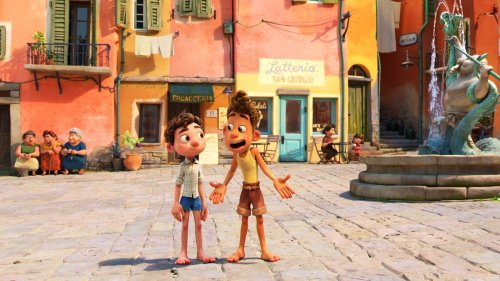 Luca movie review: Pixar's latest is a lively, laugh-out-loud Italian adventure in the middle of a pandemic