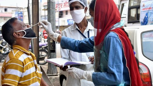24k new Covid-19 cases in Delhi, Mumbai sees a dip