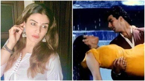 Raveena Tandon's song Tip Tip Barsa Paani gets dhol spin in Pakistan, actor says, 'love this version'