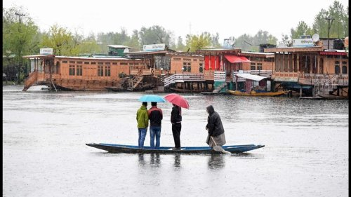 Rain, thunderstorms likely over western Himalayas till Saturday