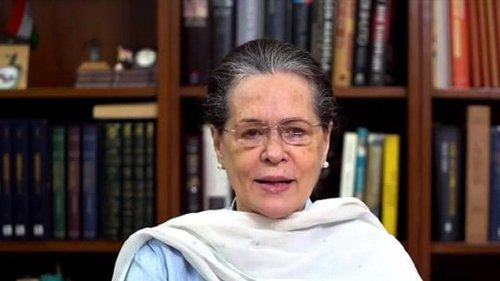 Sonia Gandhi slams govt for failing to deliver essential services amid Covid