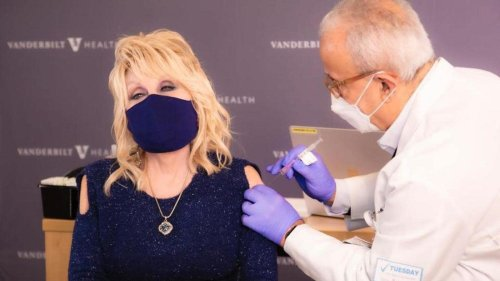Vaccine ready, cold-shoulder style makes a comeback