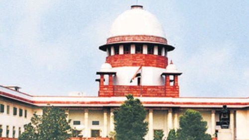 Need to curb bogus voting, booth capturing with iron hand: SC