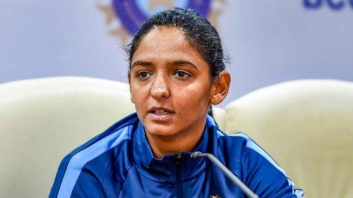 India women's T20 captain Harmanpreet Kaur recovers from COVID-19