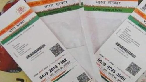 Mobile number on Aadhar Card can now be updated at one's doorstep: Centre