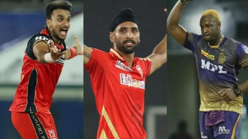 IPL 2021: Top five bowling performances of the season