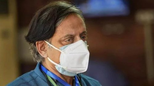 'Britain should get their act together': Shashi Tharoor on new travel rules