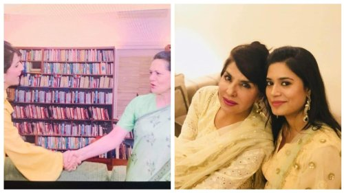 Amarinder Singh releases these photos amid Aroosa Alam row with Congress