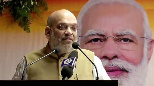 'Those who have sacrificed their lives should get a place in history': Amit Shah on renaming Ross Island