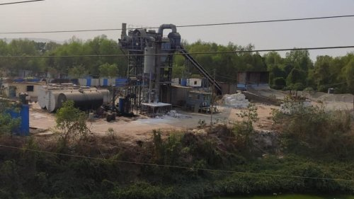 Cement mixing plants come up amid mangroves in Thane: NGO