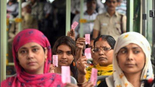 Pink tickets boost DTC women riders