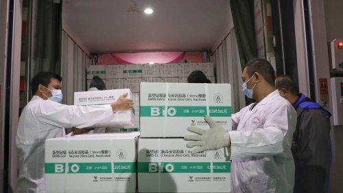 Criticism over use of China-made Sinopharm Covid-19 vaccines continues to grow