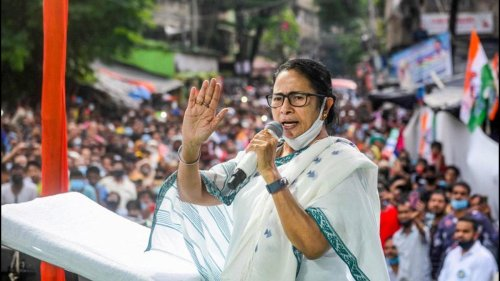 Someone else will become Bengal chief minister if I don't win: Mamata Banerjee at Bhabanipur bypoll campaign