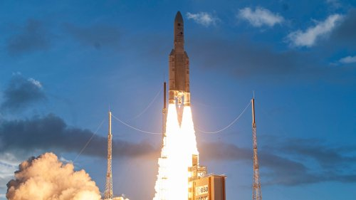 World's first commercial fully re-programmable satellite lifts off. Here's all you need to know