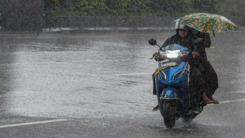 IMD alerts: Besides Kerala, heavy rain with lightning and hailstorm forecasted in 16 states/UTs till Oct 19