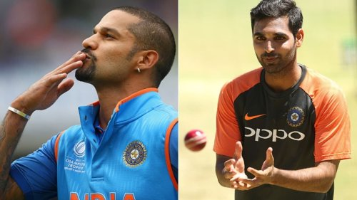 'Has a nice ring to it': Twitter erupts as Dhawan is appointed India captain for SL tour, Bhuvneshwar named his deputy
