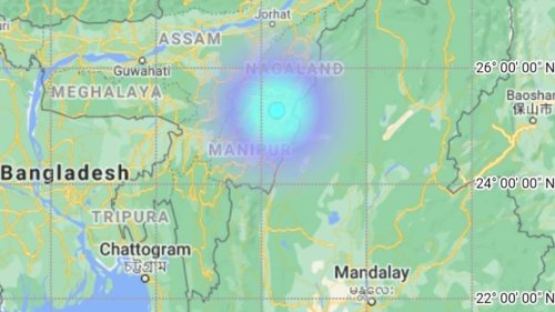 Back-to-back earthquakes rock Arunachal Pradesh, Manipur; no casualties reported