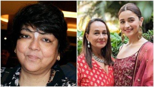 'Alia Bhatt, Soni Razdan paid for Kalpana Lajmi's dialysis till the very end', says her mother Lalitha Lajmi
