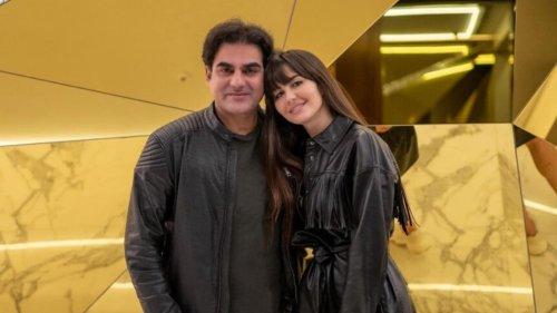 Inside Arbaaz Khan's romantic birthday lunch with girlfriend Giorgia Andriani. See pics
