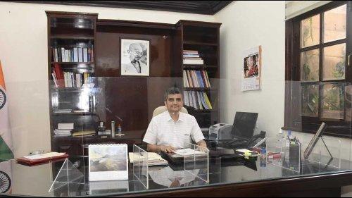 Ajay Seth takes charge as economic affairs secretary