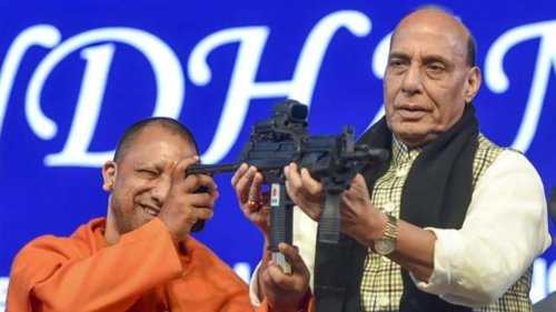 DefExpo 2022 goes to Gandhinagar, focus on projecting India as manufacturing hub