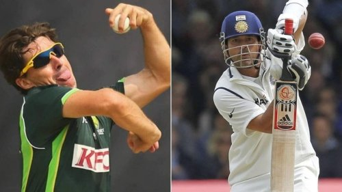 'Ponting and Gilchrist actually came up and asked me to bowl wrong ones to him': Hogg reveals battle against Tendulkar