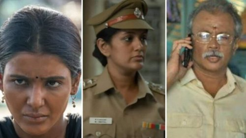 The Family Man 2: Meet Samantha Akkineni, Mime Gopi, Uday Mahesh and other Tamil actors in the show