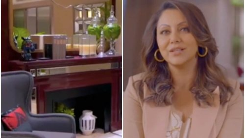 Gauri Khan takes fans on a tour of the swanky Trump Tower apartment she designed
