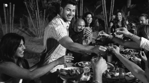 Priyanka Chopra and Nick Jonas raise a toast, flash wide smiles in unseen photo from Miami trip
