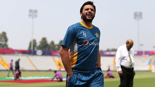 'We were getting threats from India but still we went there': Afridi says 'educated nations' should not follow India