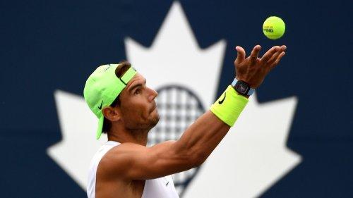 Rafael Nadal withdraws from Cincinnati after foot injury