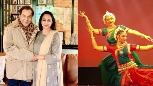 When Hema Malini stood up against Dharmendra after he asked Esha Deol and Ahana Deol to not learn dance