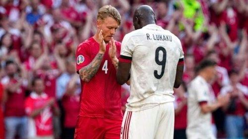 Euro 2020, Denmark vs Belgium: Action in pictures